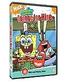 DVD : Spongebob Squarepants - Sponge for Hire