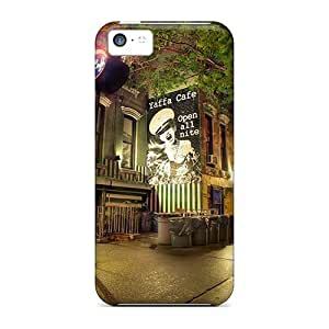Slim New Design Hard Case For Iphone 5c Case Cover -