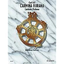 Carmina Burana: Vocal Score