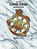 img - for Carmina Burana: Vocal Score book / textbook / text book