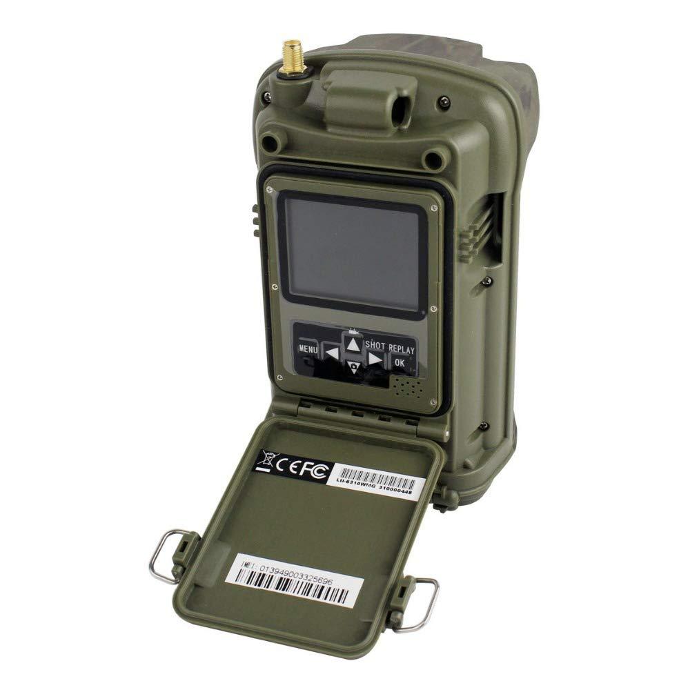 Ltl Acorn 6310MG, cámara caza, y fototrampeo, ENVIO DE FOTOS AL MOVIL, Infrarrojos Invisibles al ojo humano, 12Mp, tiempo de disparo 0,8s, Videos Full HD, ...