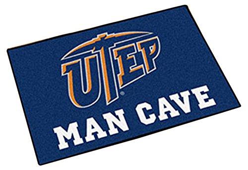 Fanmats 22357 Utep Man Cave Starter Rug