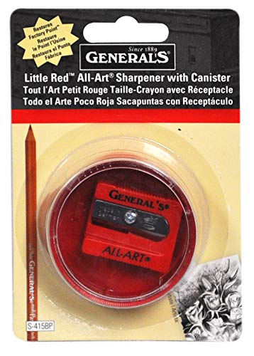 All-Art Pencil Sharpener with Canister S-415BP