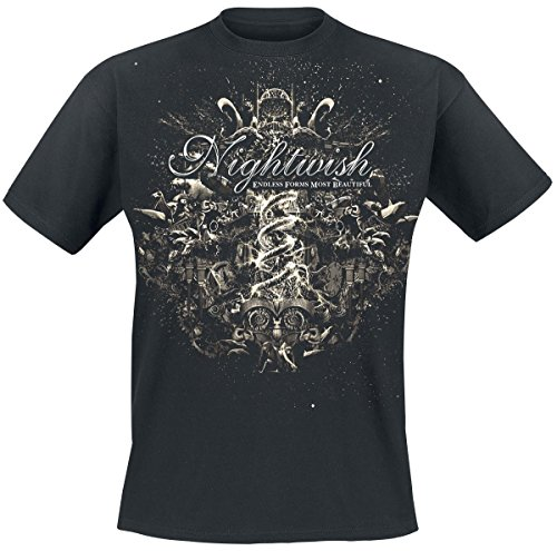 NIGHTWISH, Endless forms most beautiful - T-Shirt XL