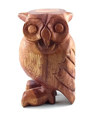 Groove Masters Percussion 5 Wooden Whistling Owl B-OWL4L