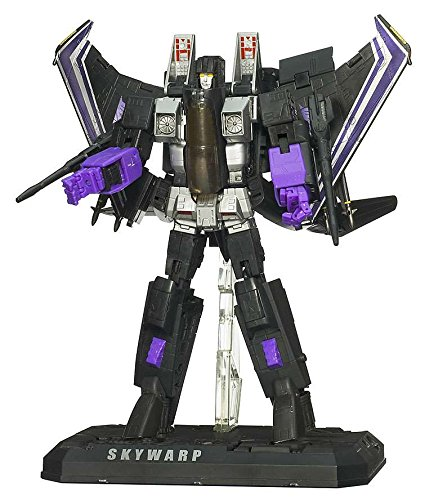 Transformers Universe 25th Anniversary Masterpiece Skywarp Exclusive Figure by Transformers: Amazon.es: Juguetes y juegos