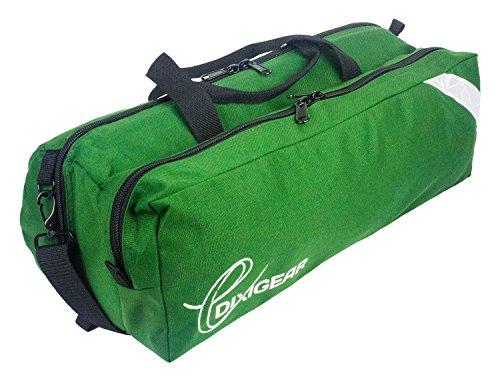Oxygen Bag - Dixie Ems Oxygen O2 Duffle Trauma Responder Bag with Pocket