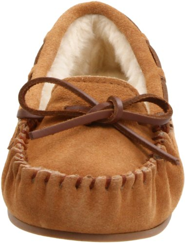 Womens Tamarac Closed Toe Molly Slip Slippers On Chestnut q7g7dxn