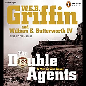 The Double Agents Audiobook