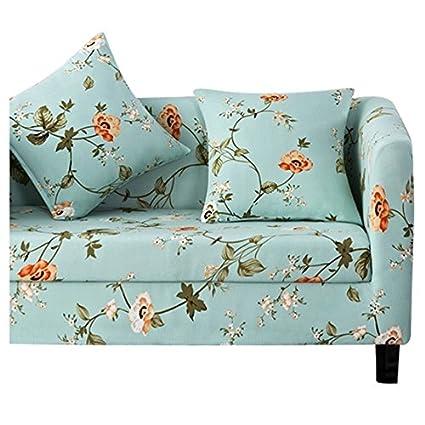 Super Amazon Com Sodial R New Patterns Cloth Furniture Protector Machost Co Dining Chair Design Ideas Machostcouk
