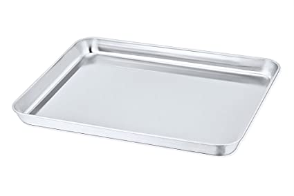 stick toaster inch baking casaware oven non product pan x ceramic cookware coated