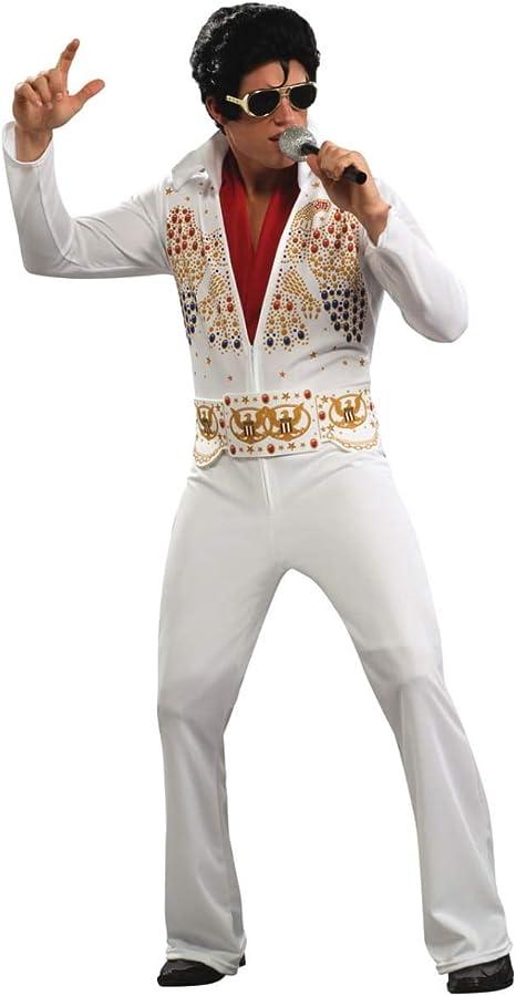 Horror-Shop traje de Elvis Presley XL: Amazon.es: Juguetes y juegos