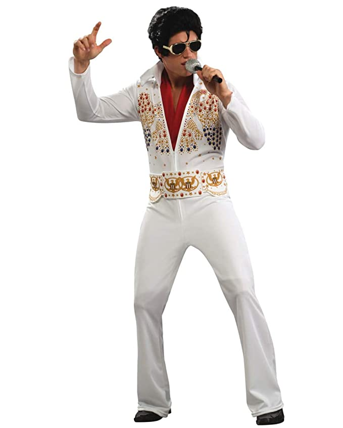 Horror-Shop traje de Elvis Presley XL: Amazon.es: Juguetes y juegos