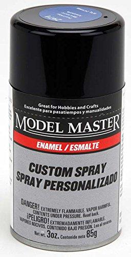 Testors Model Master Car Enamel Spray Paint 3 ounces Gloss P