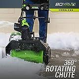 Greenworks Pro 80V 20-Inch Cordless Snow