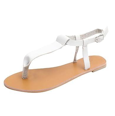 Strap Bohemian Slip On Flip Flops Shoes