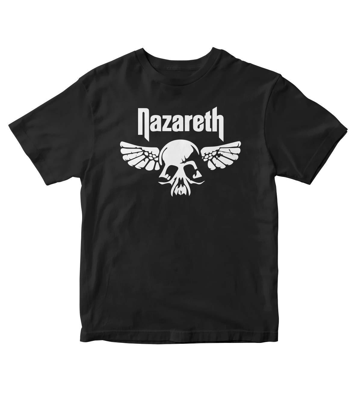 Nazareth Rock Band S Black Shirt Music 38