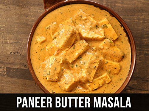 Clip: Paneer Butter Masala Recipe In (India Gravy)