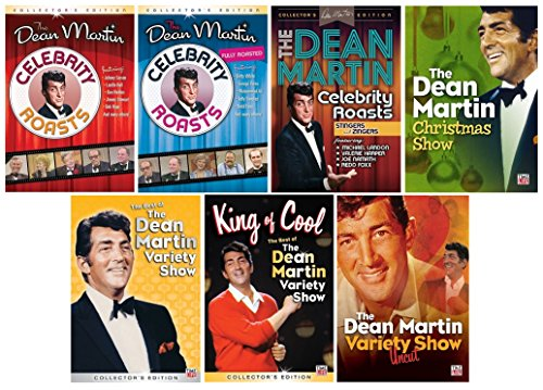 The Dean Martin Celebrity Roasts & Variety Show: Ultimate Mega Collection (37-Disc Collector's Edition) by Time Life