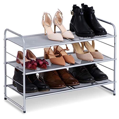 Bextsware Stackable Organizer Expandable Entryway product image