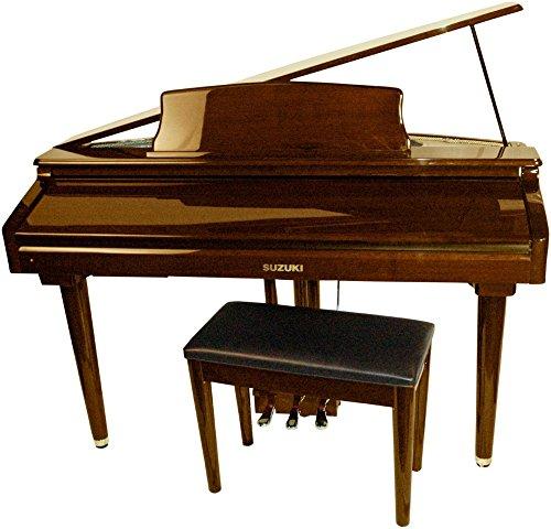 suzuki mdg 300 brown micro grand digital piano buy online in uae musical instruments. Black Bedroom Furniture Sets. Home Design Ideas