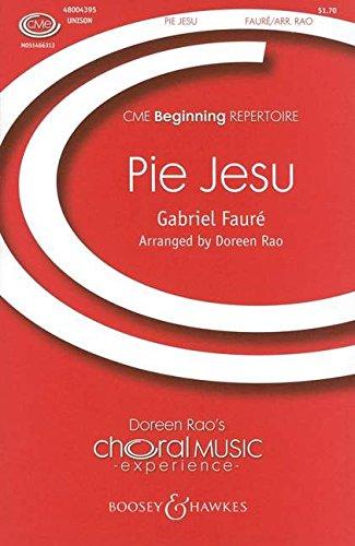 (Pie Jesu: (from Requiem) CME Beginning)