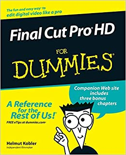 4652a2c3c0f Buy Final Cut Pro HD For Dummies Book Online at Low Prices in India ...