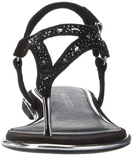 Black Sandales Femme Noir Marco 28108 001 Tozzi EwqX0P1