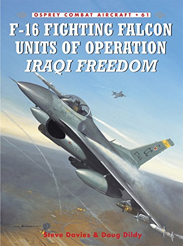 (F-16 Fighting Falcon Units of Operation Iraqi Freedom (Combat Aircraft) )