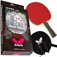 Butterfly 303 Shakehand Table Tennis Racket