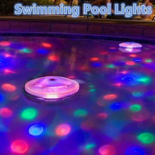 Batteries Included Colorful Waterproof Bathroom//Swimming Pool Lamp for Baby Toddler Party in The Tub FLASHDOG Kid LED Light Up Bathtub Toy