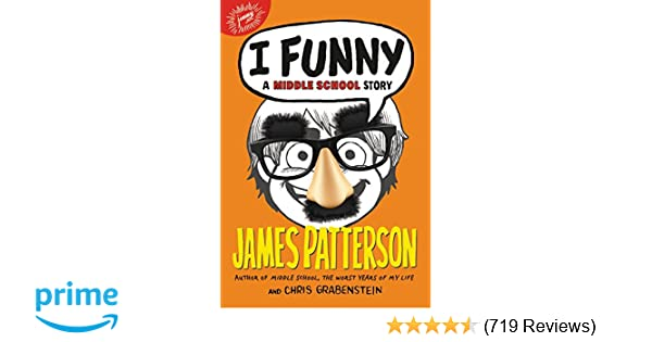Amazon com: I Funny: A Middle School Story (9780316206921