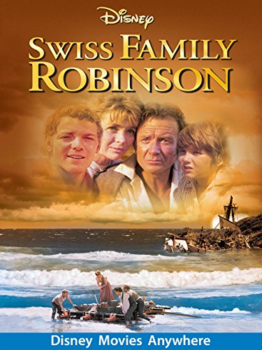amazon com  swiss family robinson  john mills  dorothy