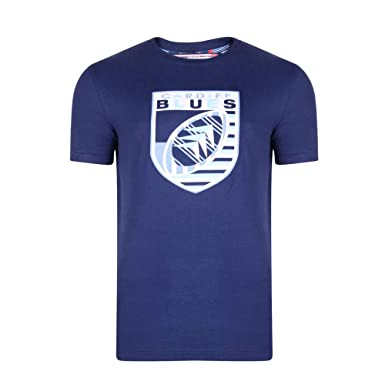 eecb4416d88 Cardiff Blues Uglies Graphic Rugby T-Shirt Navy: Amazon.co.uk: Clothing