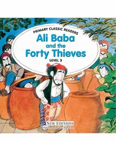 Primary Classic Readers 3: Ali Baba and the Forty Thieves with CD pdf epub