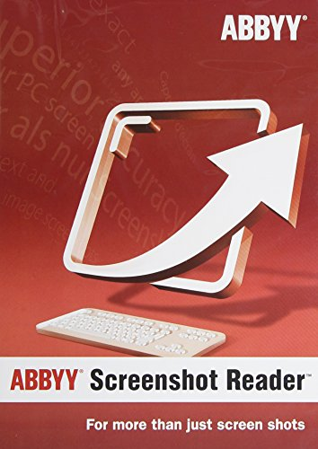ABBYY SCREENSHOT READER (WIN 2000XPVISTAWIN 7)