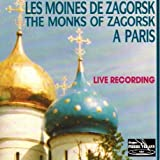 The Monks Of Zagorsk à Paris (Live Recording) - Byzantine chant, recorded in Notre-Dame and La Madeleine in 1988