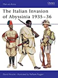 The Italian Invasion of Abyssinia 1935-36 (Men-at-Arms)
