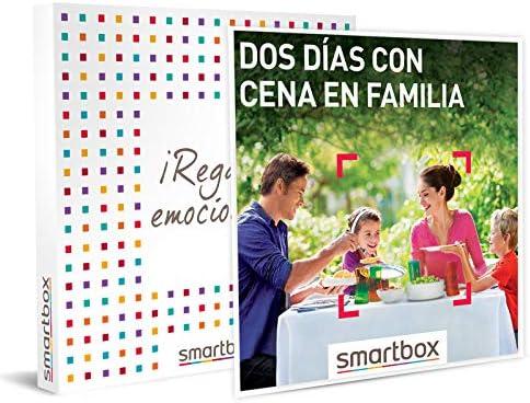 smartbox 2 dias con cena en familia