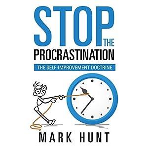 Stop the Procrastination Audiobook