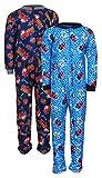 MAC HENRY 2-Pack Boys Pajama Blanket Sleeper Set
