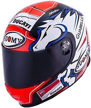 Suomy Sr deporte Ducati divizioso casco de moto