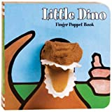 Little Dino: Finger Puppet Book (Little Finger Puppet Board Books)