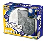 Kids Rc Illuminated Moon In Bedroom 12 Lunar Phases R.control Educational Toy