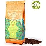"Seven Beans Coffee Company's""Eka"" Ground Coffee - Medium Roast - Single Origin - Breakfast Blend - Indian Gourmet Coffee (Pack of 2)"