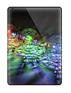 9978568K14075047 New Style Hard Case Cover For Ipad Air- Glass Art