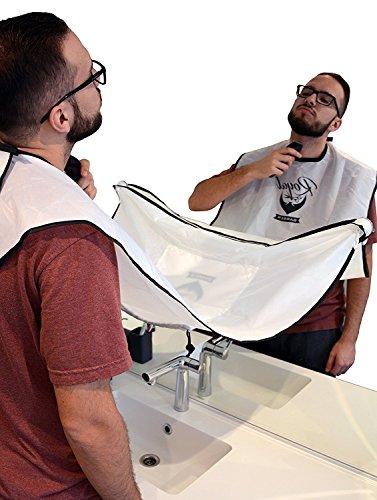 Premium Beard Apron Catcher Barber