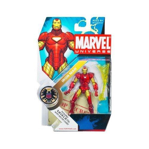 Marvel Universe Nick Fury Iron Man SHIELD Ages 4+