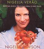 capa de Nigella Verão. Receitas Leves e Deliciosas