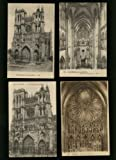 Cathedral of Our Lady of Amiens (1940 s postcards)